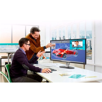 "Philips BDM3270QP2/00 32"" AMVA LED monitor"