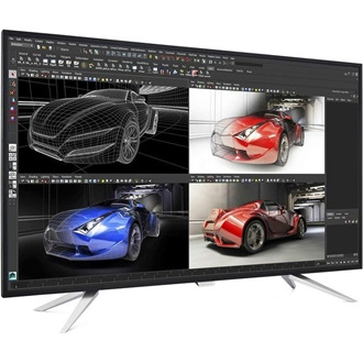 "Philips BDM4350UC/00 42.5"" IPS LED monitor fekete"
