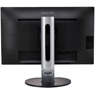 "Philips IPS Monitor 23.8"", 241P6QPJES/00 1920x1080, 16:9, 1000:1, 250 cd/m˛, 5ms, VGA/DVI-D/HDMI+MHL/DisplayPort/4xUSB"