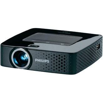 Philips PPX3610 pico projektor fekete