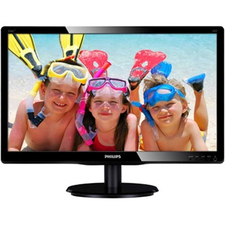 "Philips 226V4LAB 21.5"" LED monitor fekete"