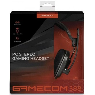 Plantronics GAMECOM 388, PC HEADSET
