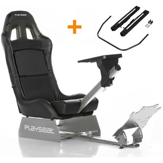 Playseat® Evolution - Black + Seat slider játékülés