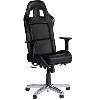 Playseat® Office Seat Black játékülés