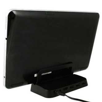 "Point of View Docking Station 10"" Tegra TabletPC-hez"