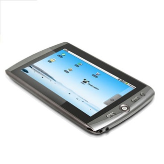 "Point of View Tablet PC 7"" LCD, 4GB, 3G, Webkamera, Trackball"