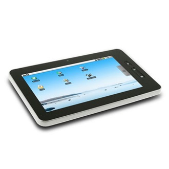 "Point of View Tablet PC PlayTab Pro 7"" LCD, 4GB, Webkamera, WiFi, Android 2.3 HU"