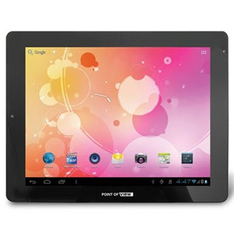 "Point of View Tablet PC  ProTab 3  9.7"" IPS, DualCore, 8GB, WiFi, BT, Webkamera, Android 4.1 HU"