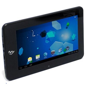 "Point of View Tablet PC ProTab 25 7"" LCD, 4GB, 2MP Webkamera, WiFi, kapacitív kijelző, Android 4.0 HU"