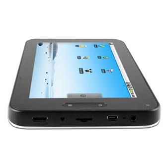 "Point of View Tablet PC ProTab 2XL 8"" LCD, Android 2.3 HU"