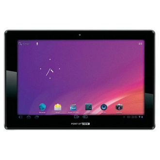 "Point of View Tablet PC  ProTab 30XXL  10.1"" IPS, DualCore, 8GB, WiFi,  Webkamera, Android 4.1 HU"