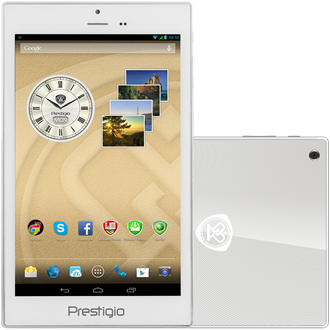 "Prestigio MultiPad Color 8"" 16GB 3G tablet fehér"