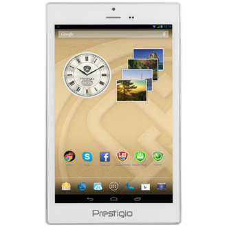 "Prestigio MultiPad Color 7"" 16GB 3G tablet fehér"