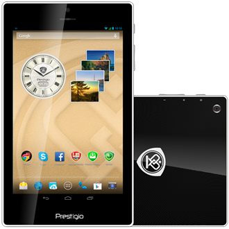 "Prestigio MultiPad Color 7"" 16GB 3G tablet fekete"