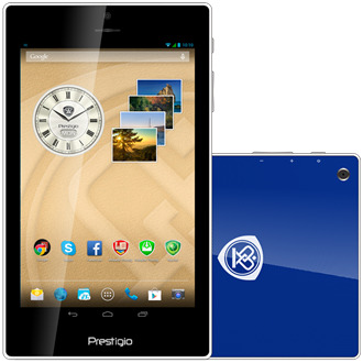 "Prestigio MultiPad Color 7"" 16GB 3G tablet kék"