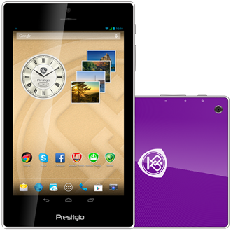 "Prestigio MultiPad Color 7"" 16GB 3G tablet lila"