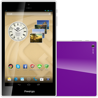 "Prestigio MultiPad Color 8"" 16GB 3G tablet lila"