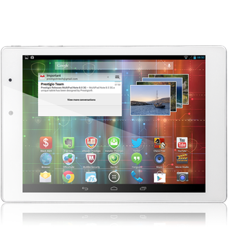 "Prestigio MultiPad 4 Diamond 7.85"" 16GB 3G tablet fehér"