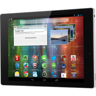 "Prestigio MultiPad 4 Diamond 7.85"" 16GB 3G tablet fekete"