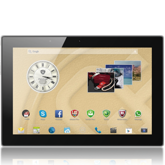 "Prestigio MultiPad 4 Diamond 10.1"" 16GB 3G tablet fekete"
