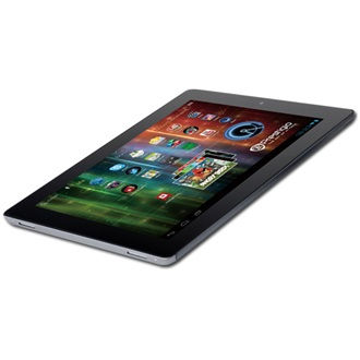 "Prestigio MultiPad 5097 9.7"" 8GB tablet + tok fekete"