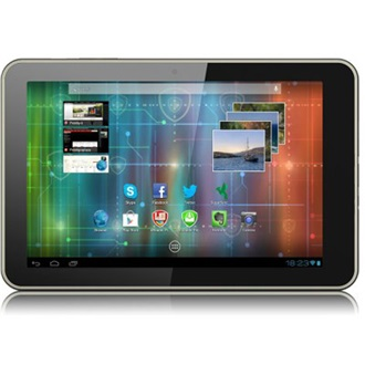 "Prestigio MultiPad 8.0 HD 8"" 8GB tablet fekete"