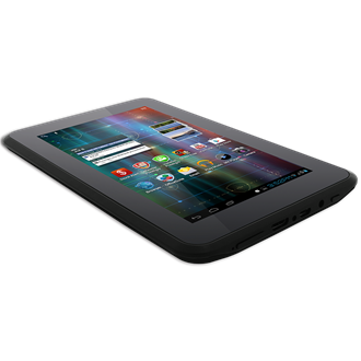 "Prestigio MultiPad 7.0 Prime Duo 7"" 4GB 3G tablet fekete"