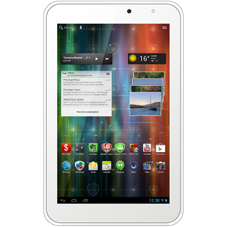 "Prestigio MultiPad 2 Pro Duo 7"" 8GB tablet fehér"