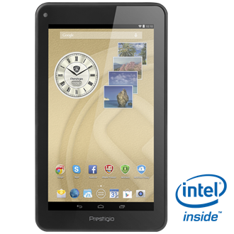 "Prestigio MultiPad Thunder 7"" 8GB tablet fekete"