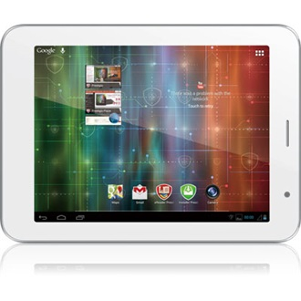"PRESTIGIO MultiPad 4 Ultimate 8.0 8"" 16GB tablet fehér"