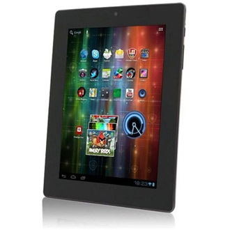 "Prestigio 8"" MultiPad 7.0 Ultra Duo 16GB Wi-Fi tablet (fekete)"