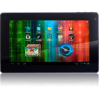 "Prestigio Multipad 3270 Ultra 7"" 4GB tablet fekete"