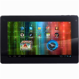 "Prestigio MultiPad 7.0 Ultra 7"" 4GB tablet fekete"