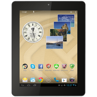 "Prestigio MultiPad 4 Ultra Quad 8"" 8GB 3G tablet fekete"