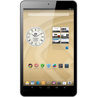 "Prestigio MultiPad Wize 3009 8"" 8GB tablet fekete"