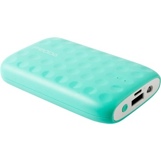 Proda Power Bank Lovely 10000mah zöld