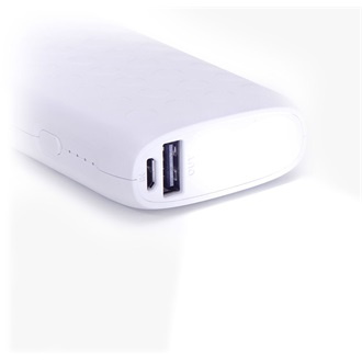Proda Power Bank Lovely 12000mah fehér