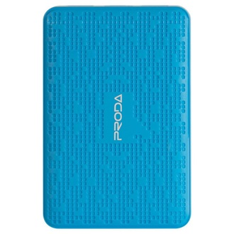 Proda Power Bank Pure 12000mah kék