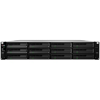 Synology RS2414RP 2U12BAY 2,13GHZ 1XRPS 4XGBE 2XUSB3.0 2XUSB2.0 2GB DDR3