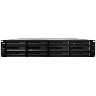 Synology RS3614XS+ 2U 12BAY 3,3GHZ 4XGBE 2XUSB 3.0 2XUSB 2.0