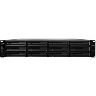 Synology RS2414 2U 12BAY 2,13GHZ 4XGBE 2XUSB3.0 2XUSB2.0 2GB DDR3