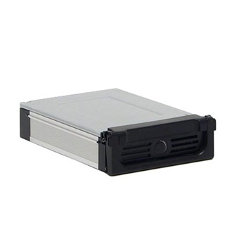 "Raidsonic ICY BOX CARRIER IB-128SK-B HDD 3.5"" SATA mobil rack belső fekete"