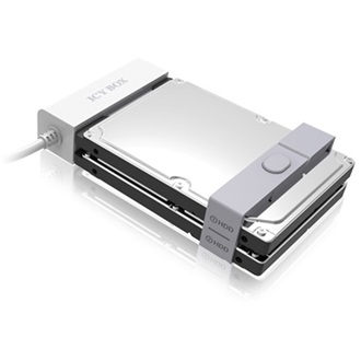 Raidsonic ICY BOX IB-AC622-U3 2 SATA USB 3.0 A adapter