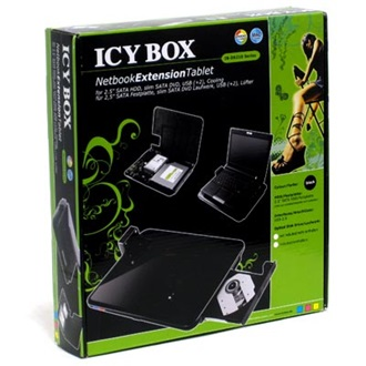 Raidsonic ICY BOX Netbook Docking Station, USB2.0