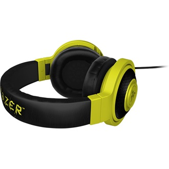 Razer Kraken Mobile 2.0 gamer headset sárga