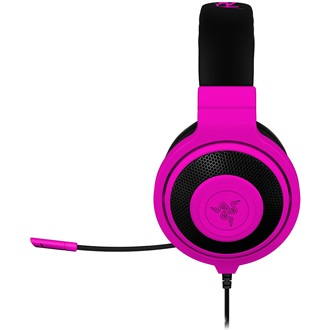 Razer Kraken Neon Purple headset