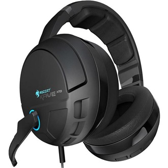 Roccat Kave XTD Analog 5.1 headset fekete