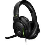 Roccat Khan AIMO RGB 7.1 gaming headset fekete
