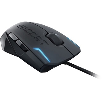 Roccat Kova-Pure Performance USB gamer egér fekete