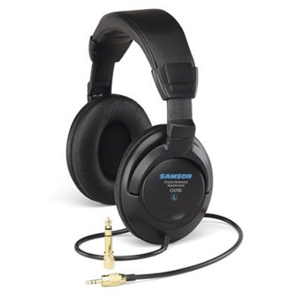 SAMSON CH700 Reference Headphones | 40mm drivers | 64 ohms